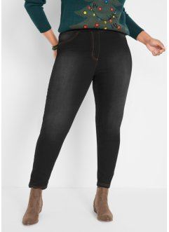 Jeggings termici elasticizzati, bpc bonprix collection