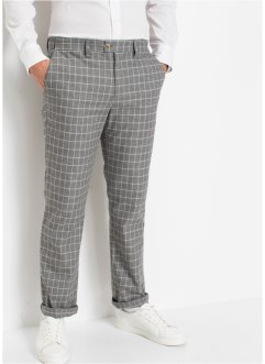 Pantaloni chino con cinta comfort regular fit, bpc selection