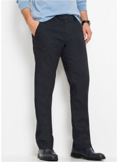 Pantaloni chino con cinta comoda regular fit, bpc selection