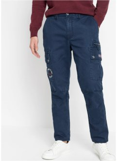 Pantaloni cargo loose fit, bpc selection