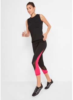 Top e leggings (set 2 pezzi) livello 2, bpc bonprix collection