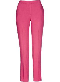 BPC BONPRIX COLLECTION da Donna Estate Pantaloni Chinos taglia 40 M ROSA PINK NUOVO
