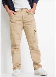 Pantaloni cargo loose fit straight, RAINBOW