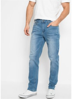 Jeans multistretch regular fit tapered, John Baner JEANSWEAR
