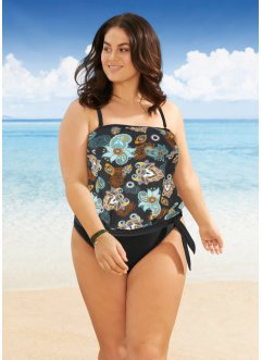 Tankini oversize (set 2 pezzi), bpc bonprix collection