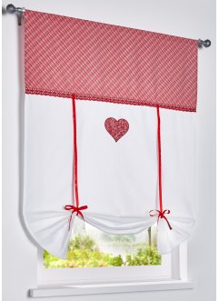 Tenda a pacchetto con cuori, bpc living bonprix collection