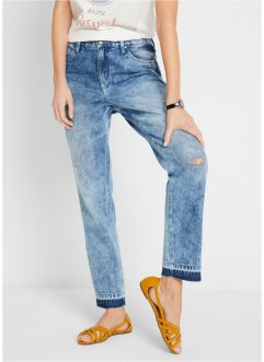Jeans sostenibili in cotone biologico, bpc bonprix collection
