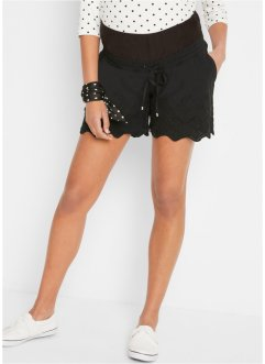 Shorts prémaman con pizzo, bpc bonprix collection