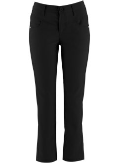 Pantaloni elasticizzati modellanti 7/8, bpc bonprix collection