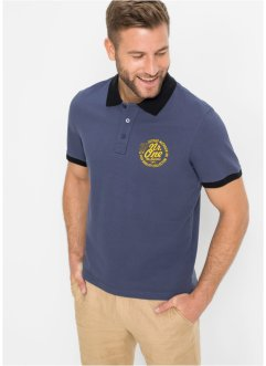 Polo con stampa, bpc bonprix collection