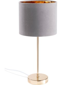 Lampada con base dorata, bpc living bonprix collection