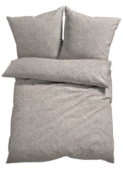 Biancheria da letto a rombi, bpc living bonprix collection