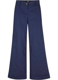 Pantaloni culotte con tasche, bpc bonprix collection
