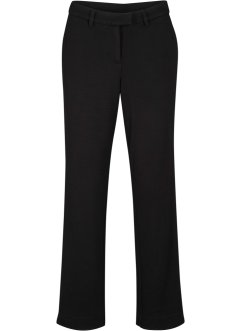 Pantaloni elasticizzati straight fit, bpc bonprix collection