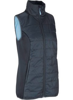 Gilet trapuntato sportivo, bpc bonprix collection