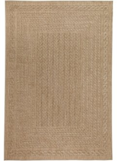 Tappeto da interno ed esterno in look naturale, bpc living bonprix collection