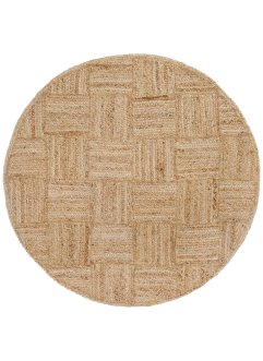 Tappeto rotondo in materiale naturale, bpc living bonprix collection