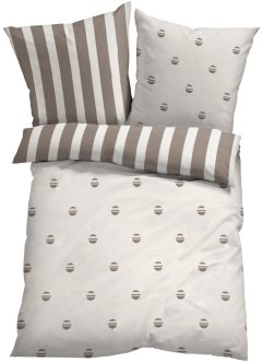 Biancheria da letto double-face, bpc living bonprix collection