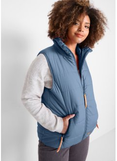 Gilet imbottito a collo alto, bpc bonprix collection