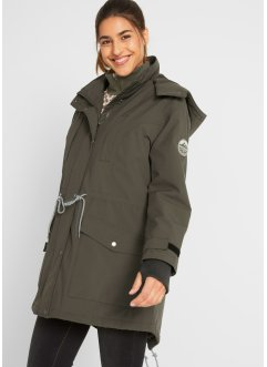 Parka funzionale trendy 2 in 1, bpc bonprix collection