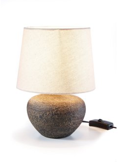 Lampada da tavolo con base in ceramica, bpc living bonprix collection