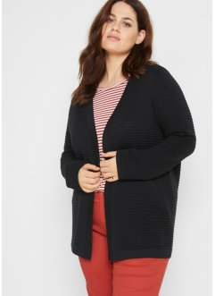 Cardigan a costine, bpc bonprix collection