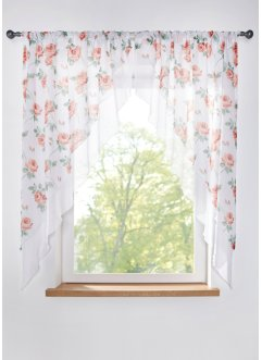 Tendina a fiori (pacco da 2), bpc living bonprix collection