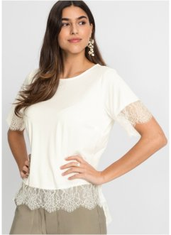 Blusa con pizzo, bpc selection