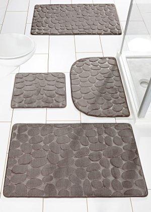 tappetino per il bagno stone in memory foam