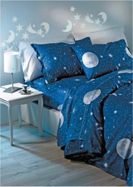 Copripiumino Bonprix.Biancheria Letto Moon Blu Casa Bonprix It
