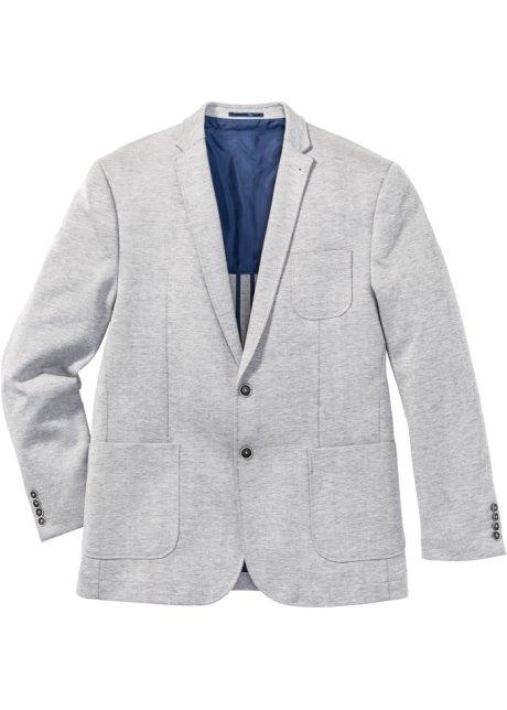 melange regular jersey chiaro Grigio bpc Uomo in Giacca fit YTaTz