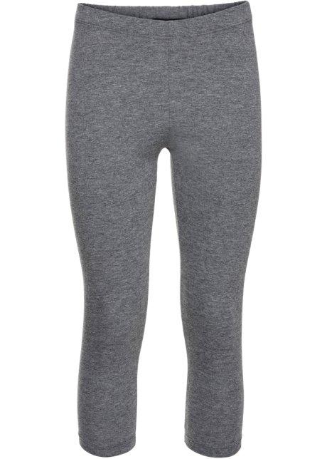 sports shoes d89db 91837 Confortevoli e versatili leggings a pinocchietto in cotone elasticizzato