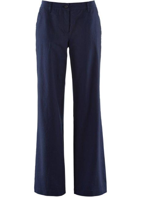 rivenditore all'ingrosso d7578 50753 Pantaloni in lino