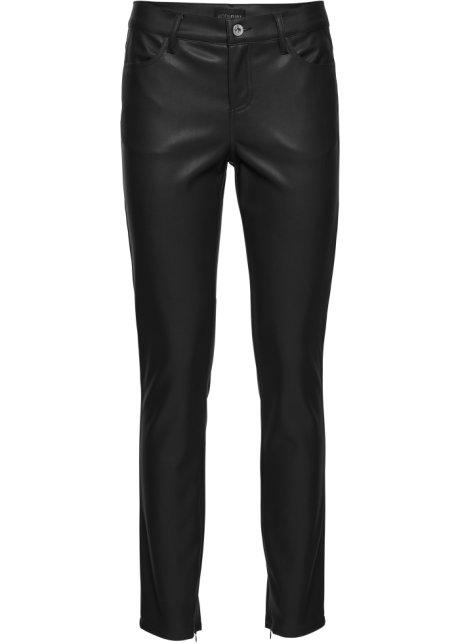 abbastanza economico vari stili scarpe eleganti Pantaloni in similpelle