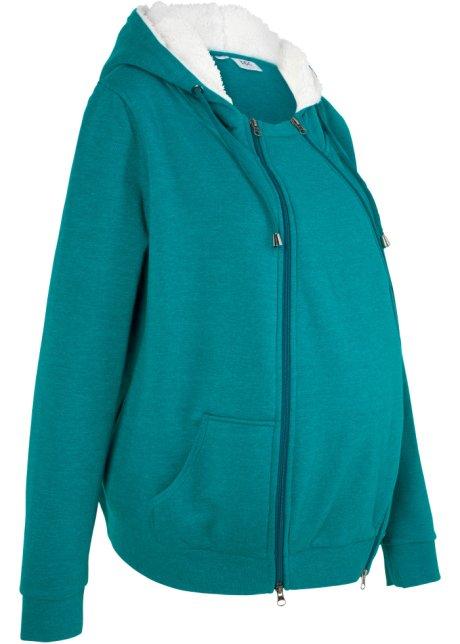 giacca da donna in felpa bonprix