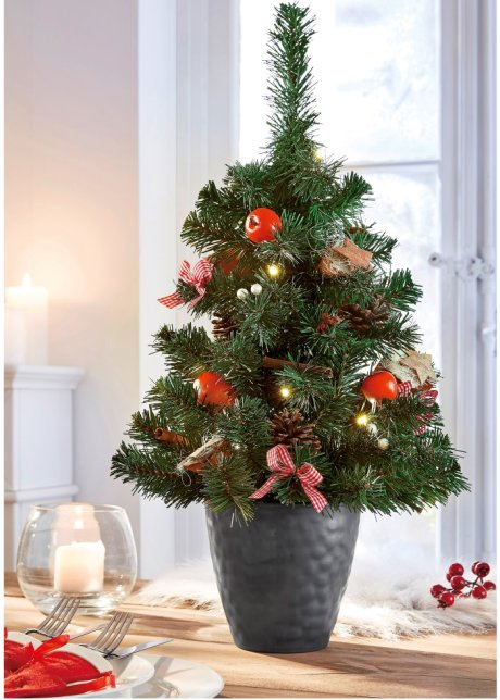 Albero Di Natale Luci Led.Albero Di Natale Artificiale Con Luci Led