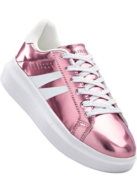 Sneaker alta (Fucsia) - RAINBOW Bonprix dov8kbk