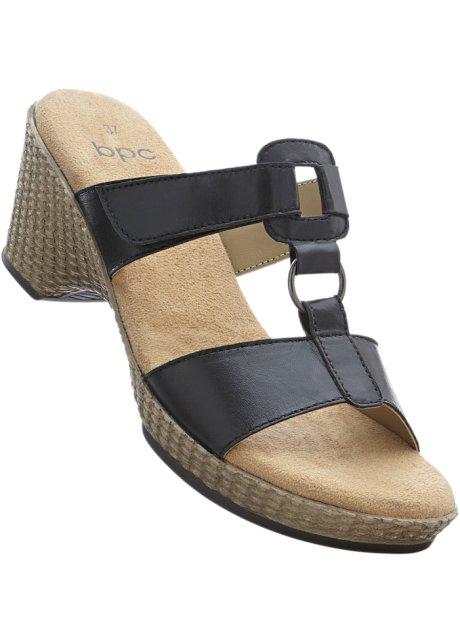 Sandalo infradito (Nero) - bpc bonprix collection De Descuento Encontrar Gran 3xBVHs