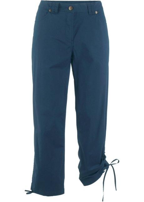 Blu Scuro Bonprix Pantalone 78 Donna Bpc Elasticizzato c5ALR3q4j