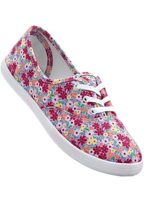 La Salida De Moda Realmente Venta Sneaker (rosa) - bpc bonprix collection bonprix rosa Floreale Bajo Costo Perfecta En Línea Real nTGYXfN