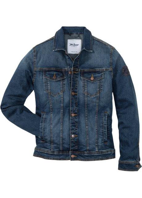 di Uomo regular Giacca Blu used elasticizzata John jeans fit 0tdqxwqTz
