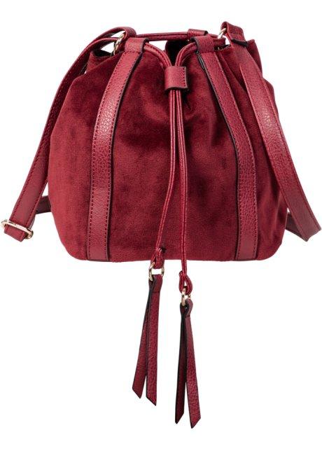 ecfa9a9b5c Borsa a tracolla Rosso acero - Donna - bpc bonprix collection ...