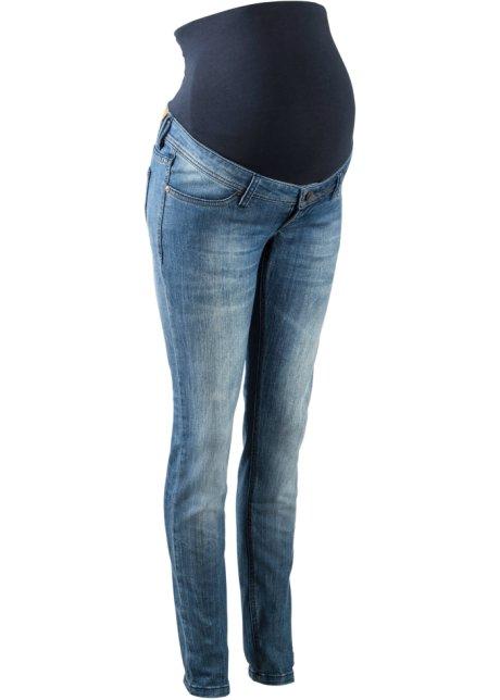 6fcf7782dabf Jeans prémaman skinny Blu stone - Donna - bpc bonprix collection ...