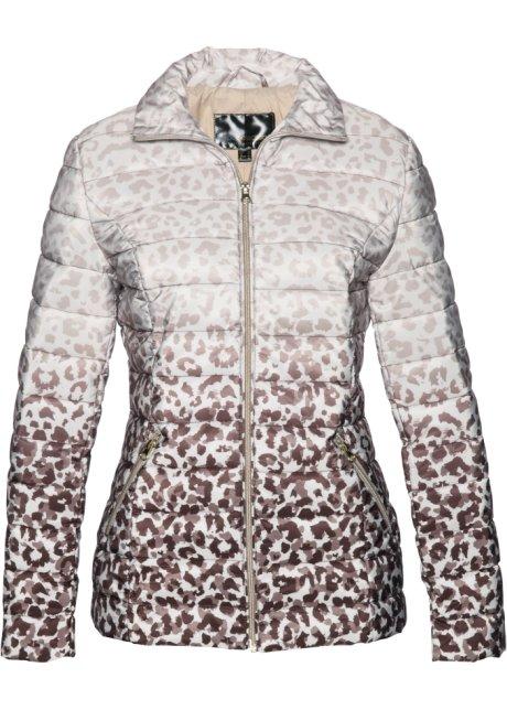 lowest price cf1e6 a8e82 Piumino leopardato