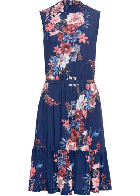 2275faed519a Abito a fiori Blu a fiori - BODYFLIRT acquista online - bonprix.it