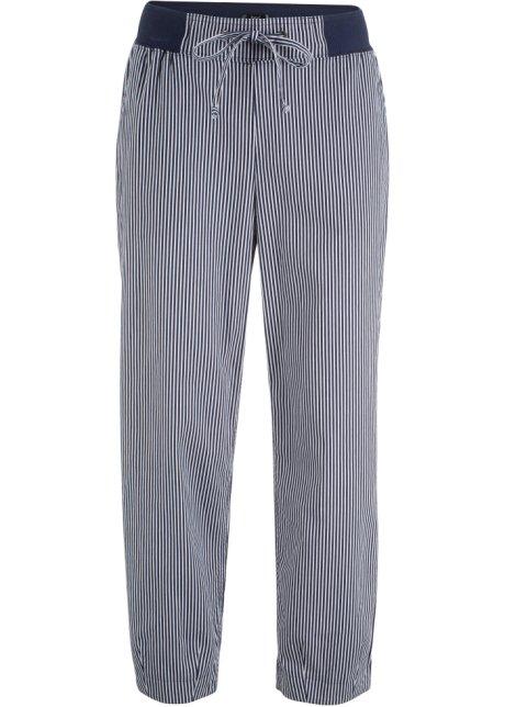 nuova stagione Guantity limitata prezzo onesto Pantalone 7/8 in misto lino