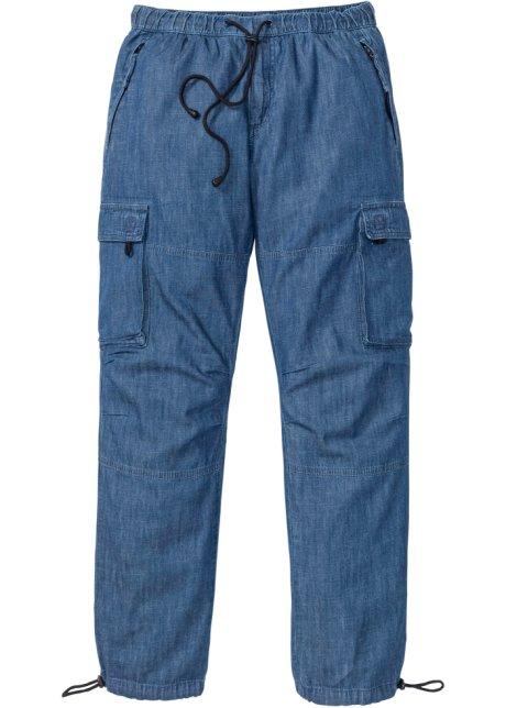 nuova collezione 1ec91 e678b Jeans con elastico in vita