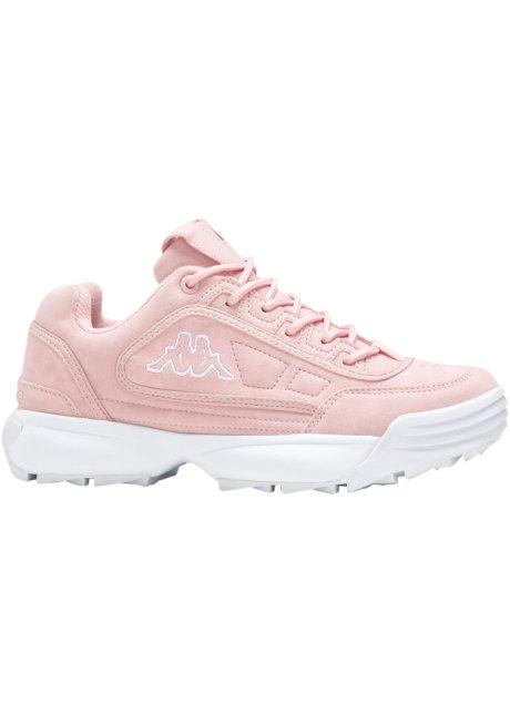 Sneaker con plateau Kappa