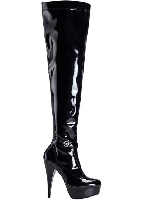 bonprix stivali con tacco alto