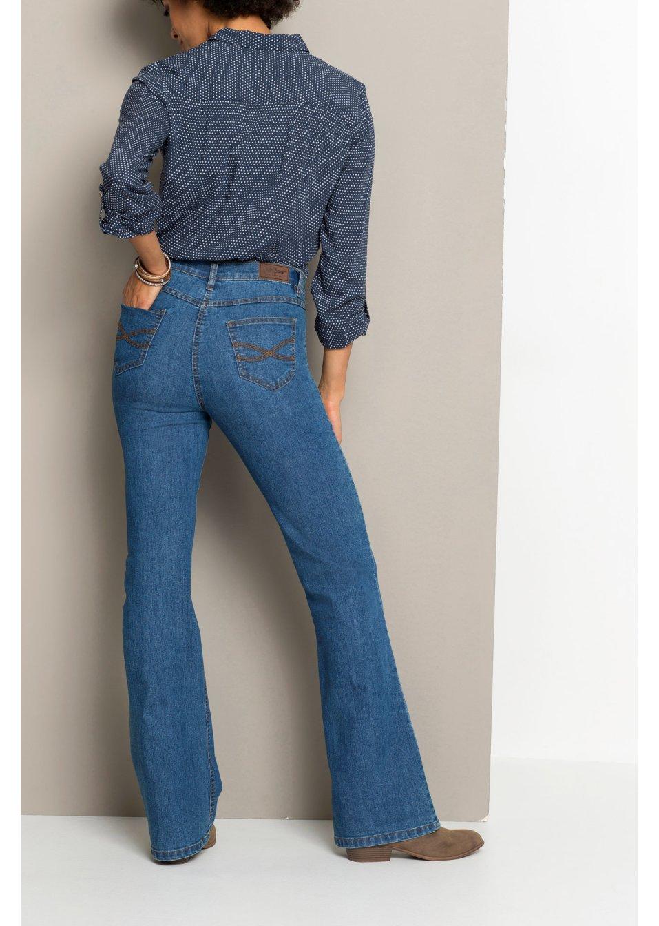 e3eeaca13fcc Jeans da donna classici e trendy online su bonprix